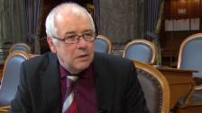 Video «Hans Altherr zu den Ergebnissen des Berichts» abspielen