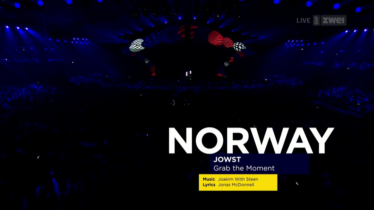 JOWST: «Grab The Moment»