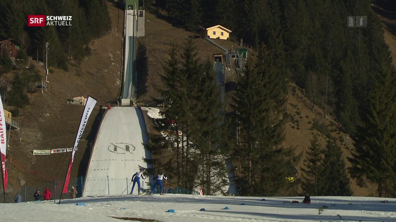 Junioren-WM und Olympia-Träume in Kandersteg
