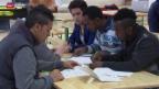 Video «Umstrittenes Asylzentrum» abspielen