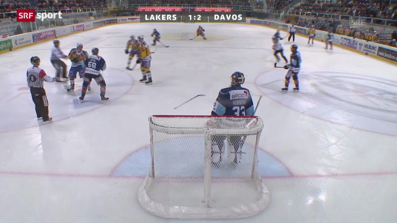 NLA: Lakers - Davos
