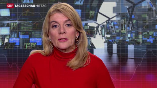 Video «Börsenkurse auf Talfahrt» abspielen