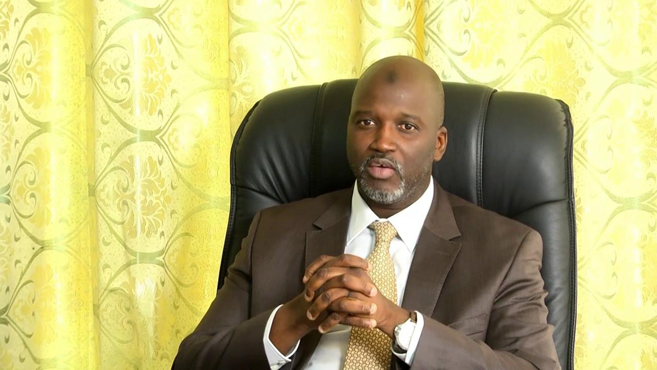 Gambias Justizminister Abubacarr Tambadou im «Rundschau»-Interview