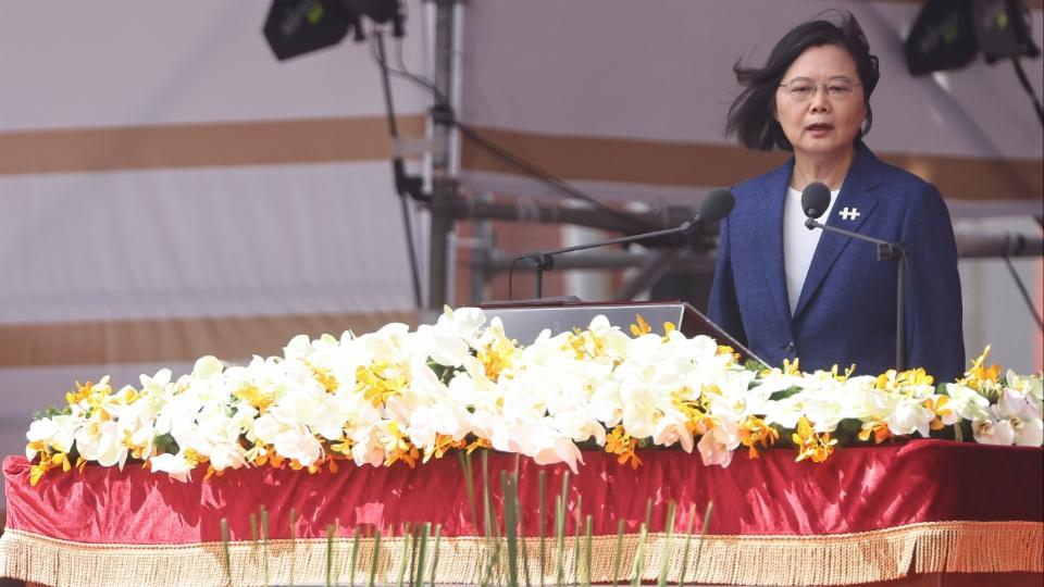 Taiwans Sicht auf China