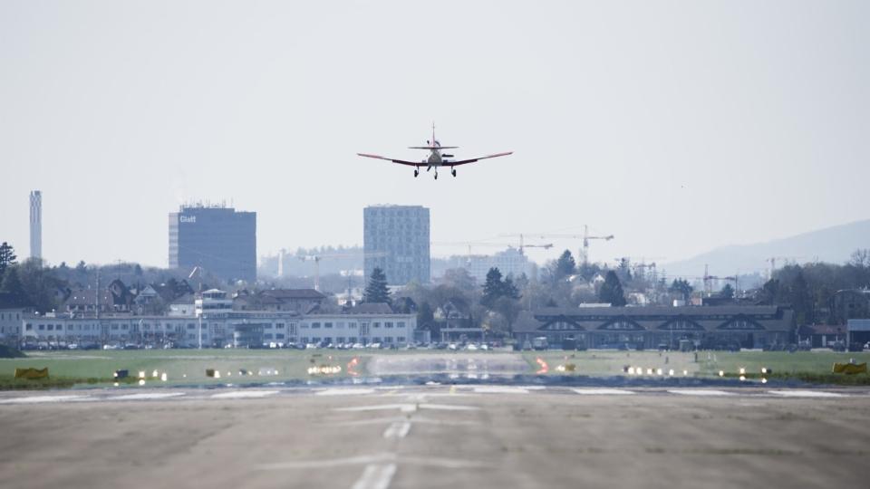 Neue Pläne für den Flugplatz Dübendorf
