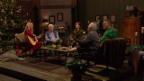 Video «Linda Fäh: Weihnachten im Fernsehstudio» abspielen