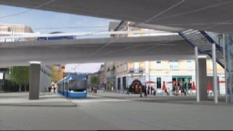 Tram Züri-West