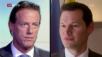 Video «Bundesratskandidaten-Karussell: Lüscher & Maudet» abspielen