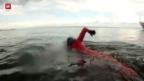 Video «Abenteuer – Der Rhein war stärker: Das Leiden und Scheitern eines Extrem-Schwimmers» abspielen