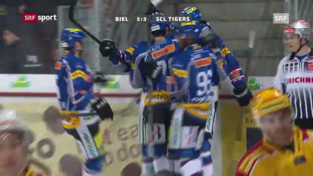 NLA: Biel - SCL Tigers