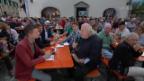 Video «Gespräch mit V. Bischof, Präsident Schweizer Blasmusikverband» abspielen