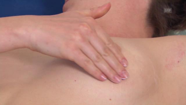 Selbstuntersuchung der Brust