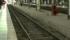 Video «FOKUS: Bahnstreik in Deutschland» abspielen