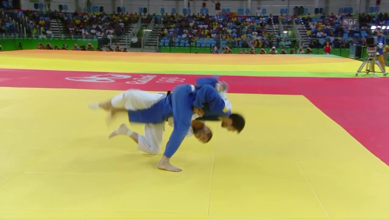 Chalmursajew sichert sich die Goldmedaille