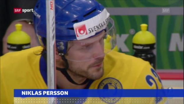 Video «Persson wechselt zu den Lakers» abspielen