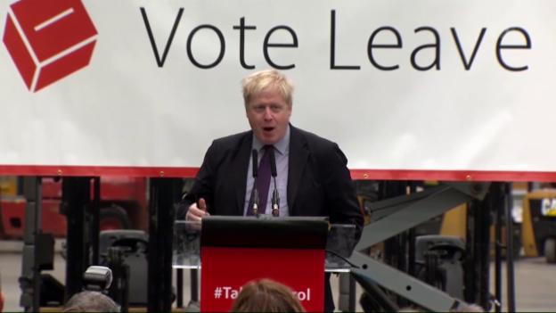 Video «Boris Johnson – das Chamäleon» abspielen