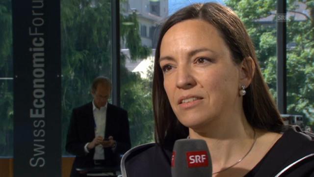 Esther-Mirjam de Boer, Präsidentin Verband Frauenunternehmen