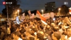 Video «Zugespitzte Lage in Kairo» abspielen