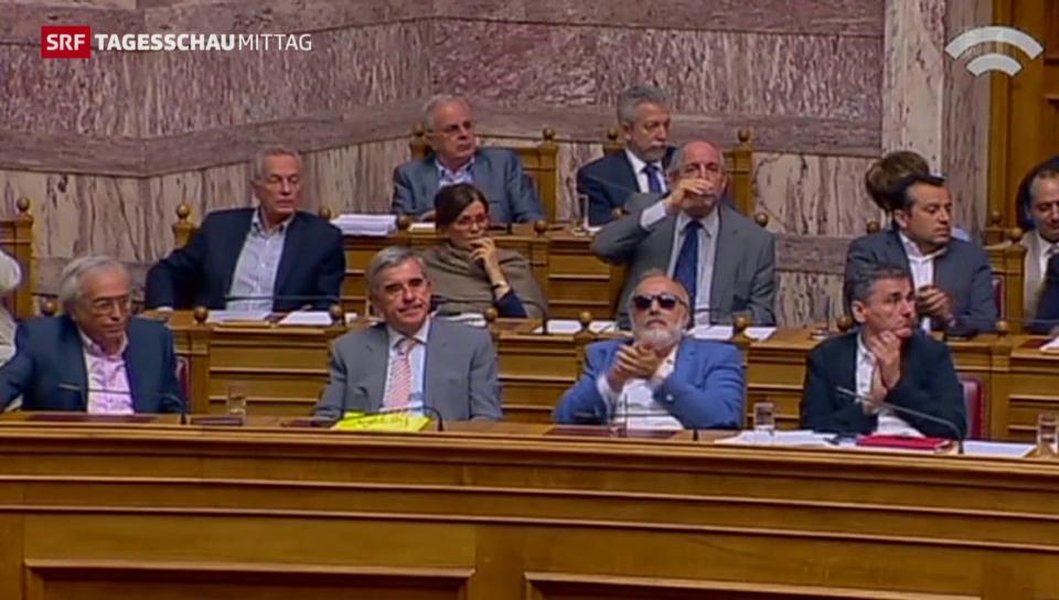 Griechisches Parlament billigt zweites Reformpaket