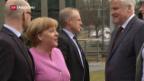Video «Versöhnung CDU und CSU» abspielen