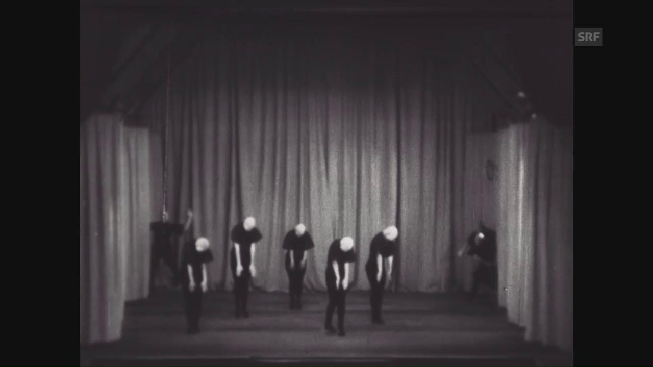 «Danse macabre» von Sigurd Leeder (1935)