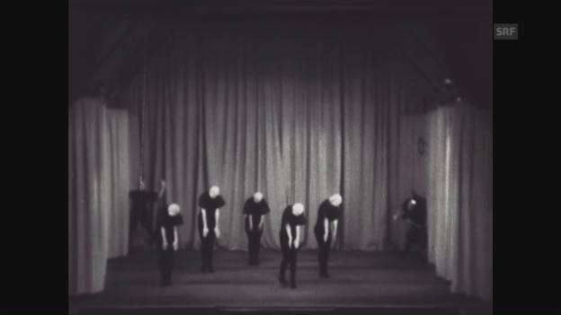 Video ««Danse macabre» von Sigurd Leeder (1935)» abspielen