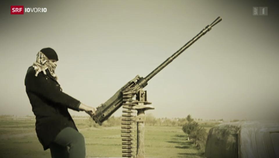 Dschihadisten auf dem Vormarsch