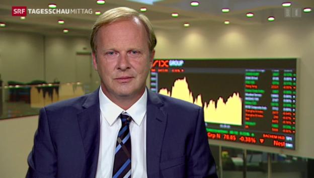 Video «Einschätzung von Wirtschaftskorrespondent Christian Kolbe» abspielen