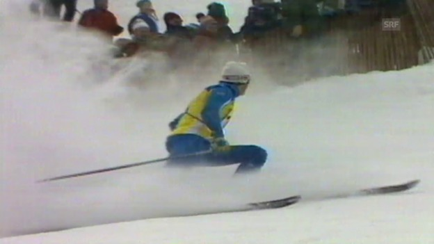 Video «Lake Placid 1980: Doppel-Gold an Olympia» abspielen