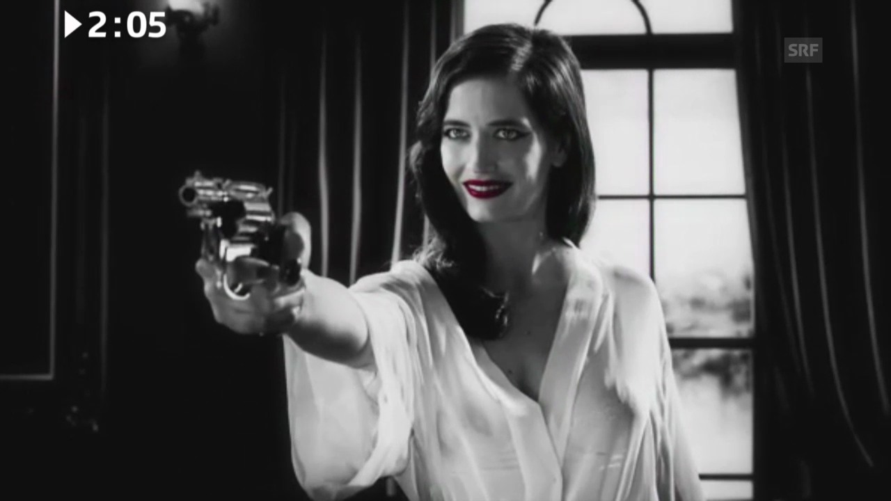 «Sin City: A Dame To Kill For»