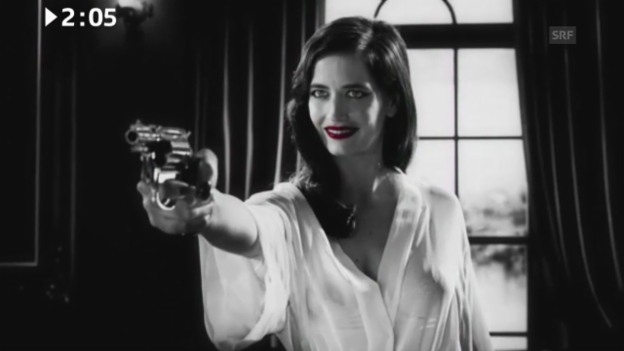 Video ««Sin City: A Dame To Kill For»» abspielen