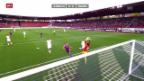 Video «SL: FCZ - Basel» abspielen