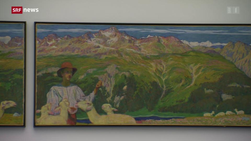Giacomettis Panoramen im Bündner Kunstmuseum