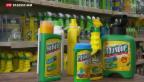 Video «Glyphosat belastet Aargauer Gewässer» abspielen