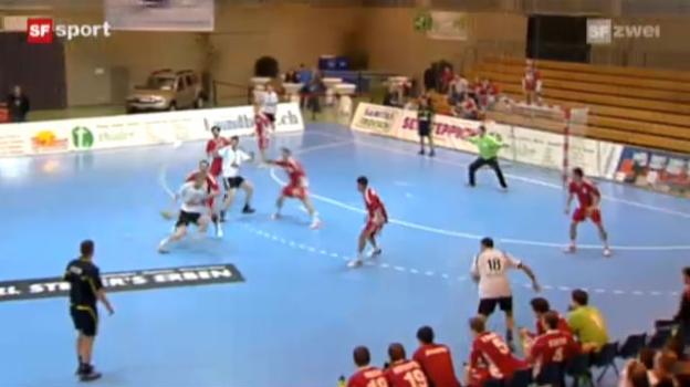 Video «Yellow-Cup: Schweiz - Niederlande» abspielen