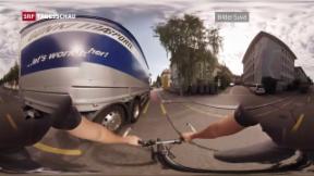 Video «Velo-Unfälle haben zugenommen» abspielen