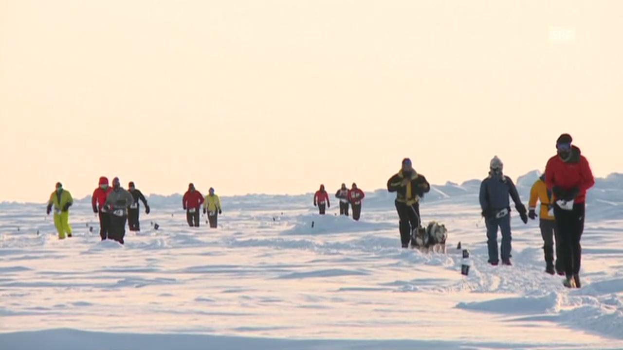 Der Nordpol-Marathon