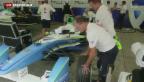 Video «Formel E: Autorennsport ohne Benzin» abspielen