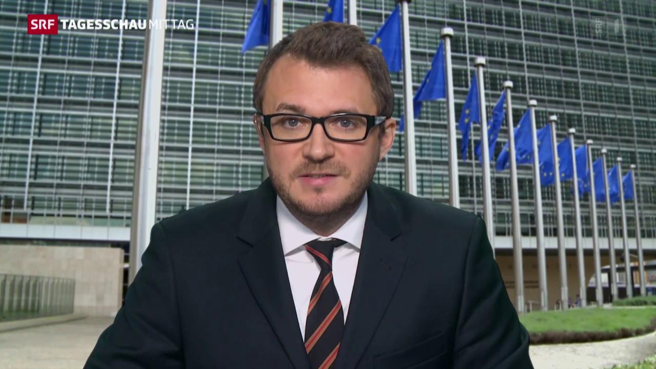 SRF-Korrespondent Ramspeck: Gespräche sind extrem schwierig