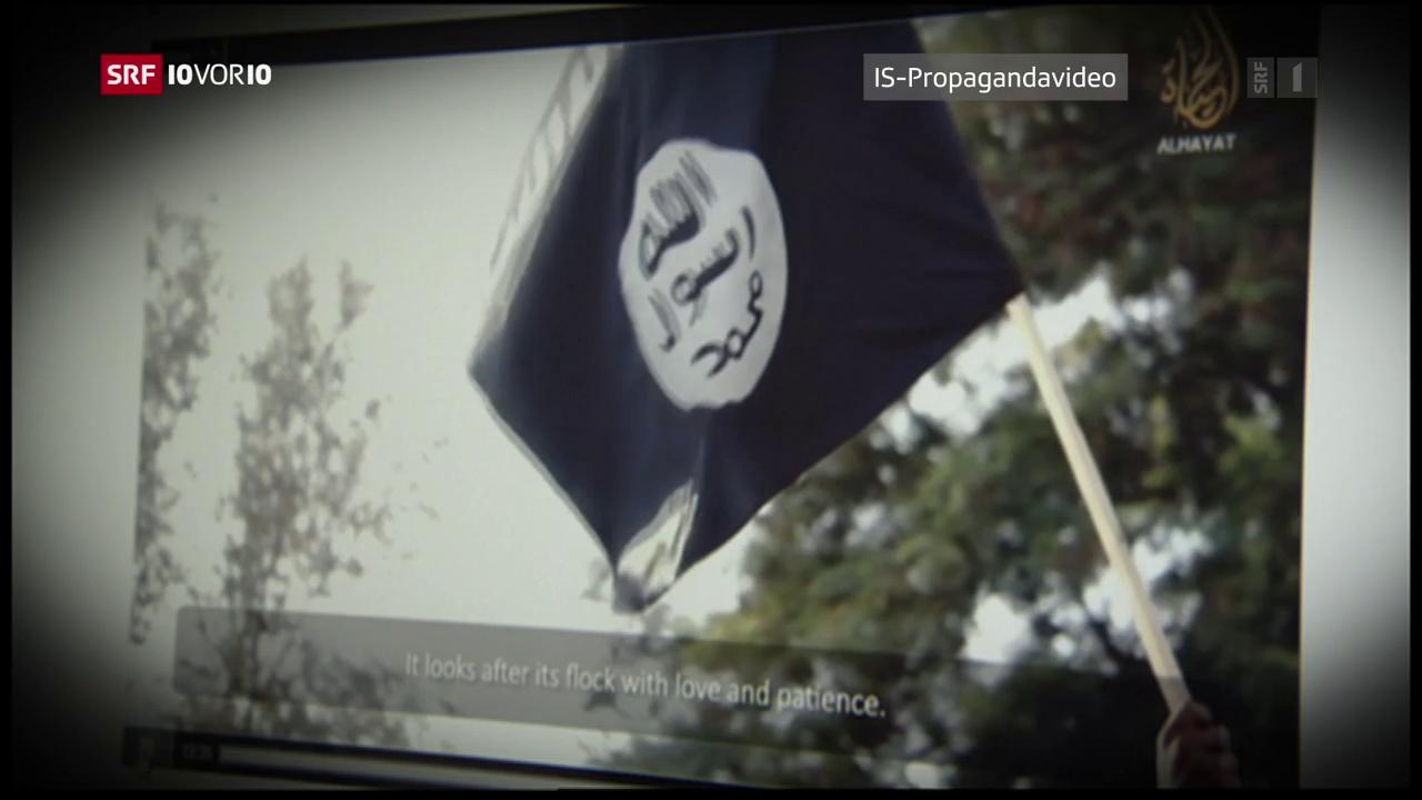 Die Gefahr des IS-Gedankengutes bleibt