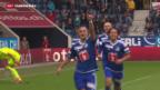 Video «Luzern besiegt Zürich» abspielen