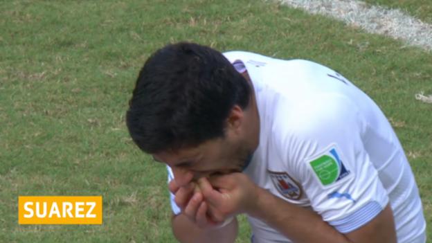 Video «Luis Suarez bleibt gesperrt» abspielen