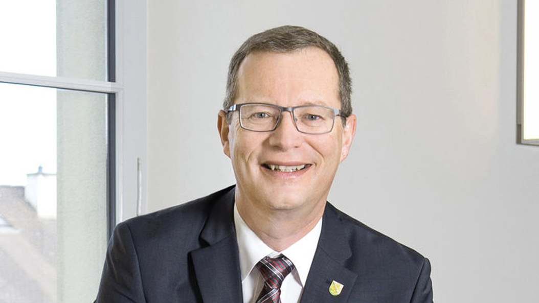 Regierungsrat Walter Schönholzer ist zuversichtlich
