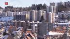 Video «Weniger Bewohner in La Chaux-de-Fonds» abspielen