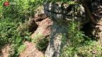 Video «Naturphänomen im Kanton Glarus entdeckt» abspielen