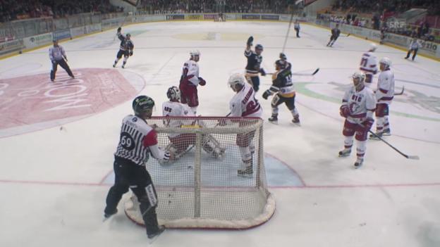 Video «Eishockey: NLA, Meister-Statistik» abspielen