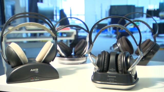 02.11.10: Funkkopfhörer: Genuss mit Misstönen