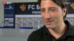 Video «Fussball: Fernduell Basel - GC» abspielen