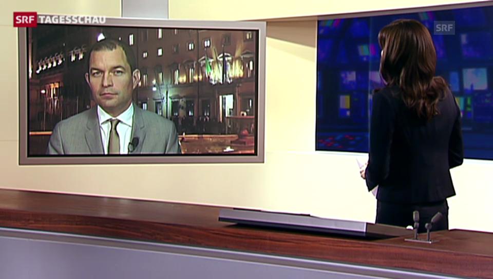 Einschätzungen SRF-Korrespondent Philipp Zahn