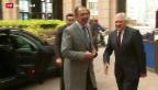 Video «Zoff um Ukraine: Die EU kritisiert Russland scharf» abspielen